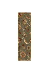 Shaw Living Transitions Fleur (Beige) Rectangle 5'5
