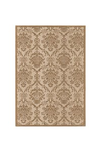 Shaw Living Concepts Flora Vista (Brown) Rectangle 3'11