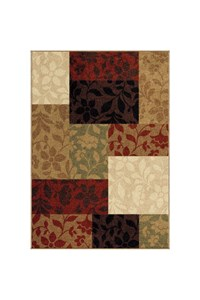 Shaw Living Concepts Giraffe (Brown) Runner 1'11