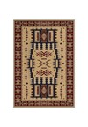 Shaw Living Inspired Design Isabella (Brown) Rectangle 3'10