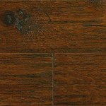"Mannington Inverness Black Isle Hickory: Rye 1/2"" x 5"" Engineered Hardwood IVB05RYL1"