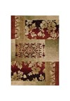 Shaw Living Reverie Kaleidoscope (Auburn) Runner 2'2