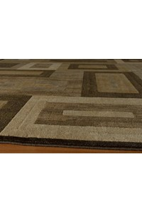 Shaw Living Kathy Ireland Home Gallery Royal Shimmer (Multi) Rectangle 2'2