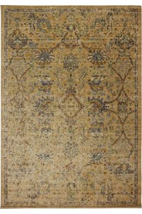 Shaw Living Antiquities Tabriz Trellis (Mocha) Square 7'7