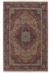 Nourison Collection Library Alexandria (AL04-RED) Rectangle 5'6