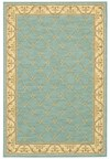 Nourison Collection Library Ashton House (AS30-BL) Runner 2'0