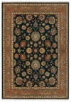 Nourison Collection Library Chambord (CM01-BRN) Rectangle 3'6
