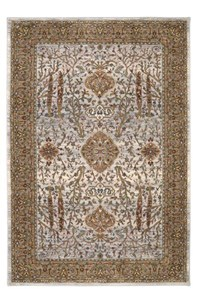 Nourison Collection Library Chambord (CM01-IV) Rectangle 1'9