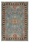 Nourison Collection Library Chambord (CM02-BUR) Rectangle 5'6