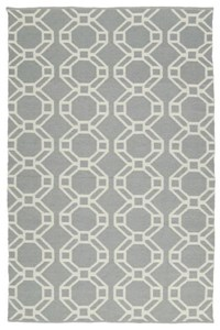Nourison Collection Library Country Heritage (H303-YEL) Rectangle 1'9