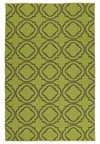 Nourison Collection Library Country Heritage (H564-YEL) Rectangle 2'6