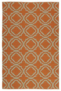 Nourison Collection Library Country Heritage (H611-IV) Rectangle 1'9