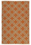 Nourison Collection Library Country Heritage (H611-IV) Rectangle 2'6