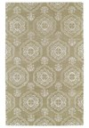 Nourison Signature Collection Heritage Hall (HE09-OLI) Rectangle 3'9