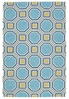 Nourison Nourtex India House (IH19-GLD) Rectangle 3'6