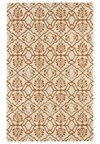 Nourison Nourtex India House (IH66-OLI) Rectangle 5'0