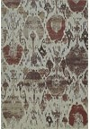 Nourison Collection Library Living Treasures (LI04-IBK) Rectangle 2'6