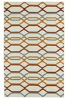 Nourison Collection Library Parthia (PT01-KHA) Rectangle 2'0
