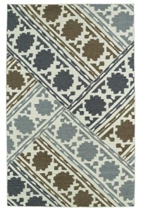 Nourison Collection Library Parthia (PT02-BGE) Rectangle 2'0