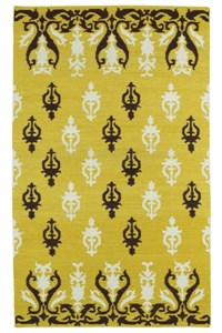 Nourison Collection Library Parthia (PT03-RUS) Rectangle 2'0