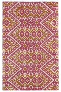 Nourison Collection Library Saffira (SA02-BRN) Rectangle 2'0