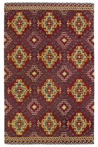 Nourison Collection Library Saffira (SA06-MTC) Rectangle 2'0