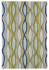 Nourison Signature Collection Tahoe (TA10-GRE) Rectangle 3'9