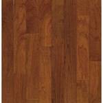 "Bruce Turlington American Exotics Cherry: Bronze 3/8"" x 5"" Engineered Cherry Hardwood E7506"