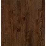 "Bruce Dundee Plank Red Oak: Mocha 3/4"" x 4"" Solid Red Oak Hardwood CB4277Y"
