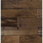 "Bruce American Vintage Walnut: Chickory 3/8"" x 5"" Engineered Walnut Hardwood EWT76LG"
