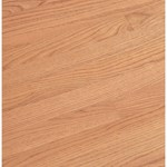 "Bruce Natural Reflections Oak: Prairie 5/16"" x 2 1/4"" Solid Oak Hardwood C5030"