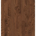 "Bruce Bristol Plank Oak: Saddle 3/4"" x 3 1/4"" Solid Oak Hardwood CB527"