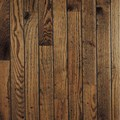 "Bruce Trumbull Strip Rustic Oak: Antique 3/4"" x 2 1/4"" Solid Oak Hardwood CR2255"