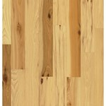 "Bruce American Treasures Hickory: Country Natural 3/4"" x 4"" Solid Hickory Hardwood C4710"