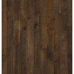 "Bruce Kennedale Strip Maple: Cappuccino 3/4"" x 2 1/4"" Solid Maple Hardwood CM745"