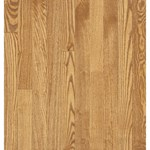 "Bruce Dover Strip Oak: Seashell 3/4"" x 2 1/4"" Solid Oak Hardwood CB130"