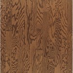"Bruce Turlington Lock&Fold Oak: Woodstock 3/8"" x 5"" Engineered Oak Hardwood EAK27LG"