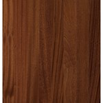 "Armstrong Global Exotics African Mahogany: Natural 3/8"" x 4 3/4"" Engineered African Mahogany Hardwood EGE4204Z"