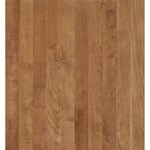 "Armstrong Sugar Creek Solid Strip: Toasted Almond 3/4"" x 2 1/4"" Solid Maple Hardwood SCM631TALGY"