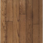 "Robbins Ascot Strip Oak: Sable 3/4"" x 2 1/4"" Solid Oak Hardwood 5188S"