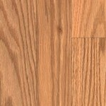 Quick-Step Home Sound Collection: Sunset Oak 3-Strip 7mm Laminate with Attached Pad SFS022