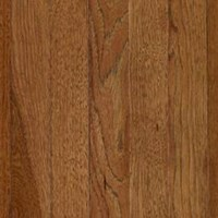 "Columbia Barton Hickory: Toasted Hickory 3/8"" x 5"" Engineered Hardwood BAH511F"