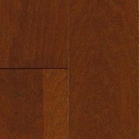 "Mannington American Hickory: Russet 3/8"" x 3"" Engineered Hardwood AMH03RUL1"