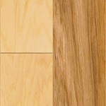 "Mannington American Hickory: Natural 3/8"" x 5"" Engineered Hardwood AMY05NA1"