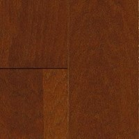 "Mannington American Hickory: Russet 3/8"" x 5"" Engineered Hardwood AMY05RU1"