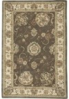 Capel Rugs Creative Concepts Cane Wicker - Cayo Vista Ocean (425) Octagon 8' x 8' Area Rug