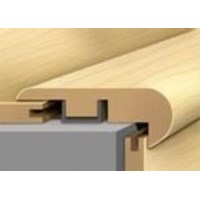 "Shaw Skyview Lake: Stair Nose Harmony Pear - 94"" Long"
