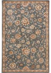 Capel Rugs Creative Concepts Cane Wicker - Canvas Brass (180) Octagon 12' x 12' Area Rug