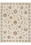 Capel Rugs Creative Concepts Cane Wicker - Tampico Palm (226) Octagon 12' x 12' Area Rug