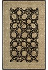 Capel Rugs Creative Concepts Cane Wicker - Vierra Graphite (320) Runner 2' 6